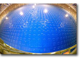 Super-kamiokande Water Cerenkov Detector
